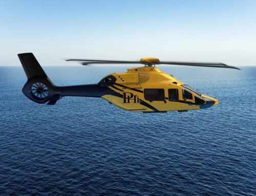 PHI IMPLEMENTS PIONEERING H160 OPERATION IN GULF OF MEXICO
